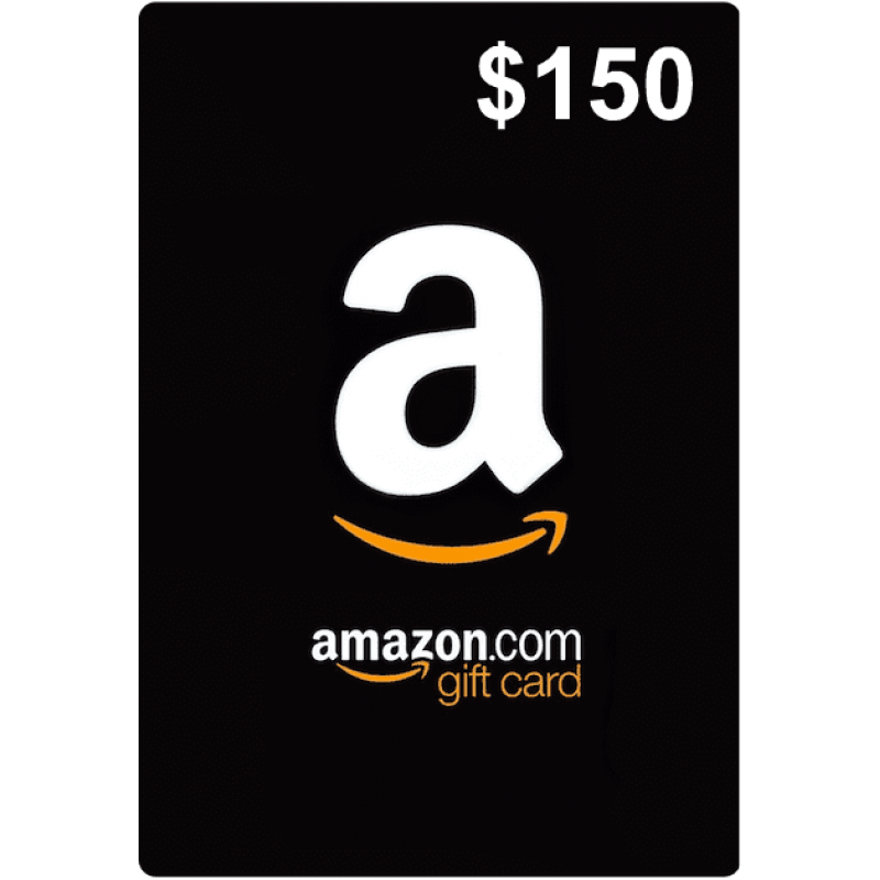 $150 Amazon Gift Cards (US)
