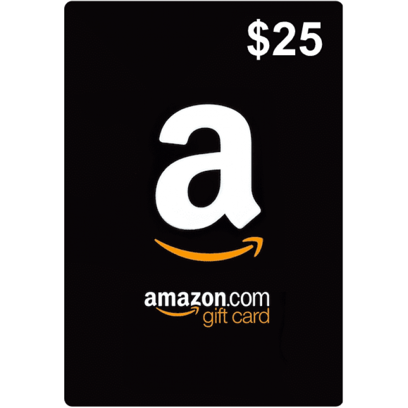 $25 Amazon Gift Card (US)