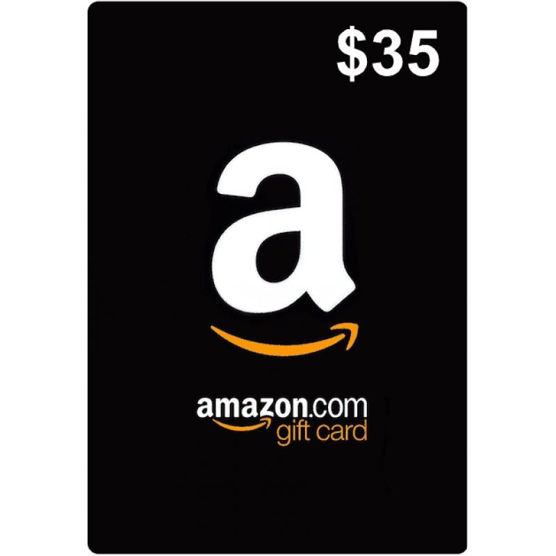 $35 Amazon Gift Card (US)