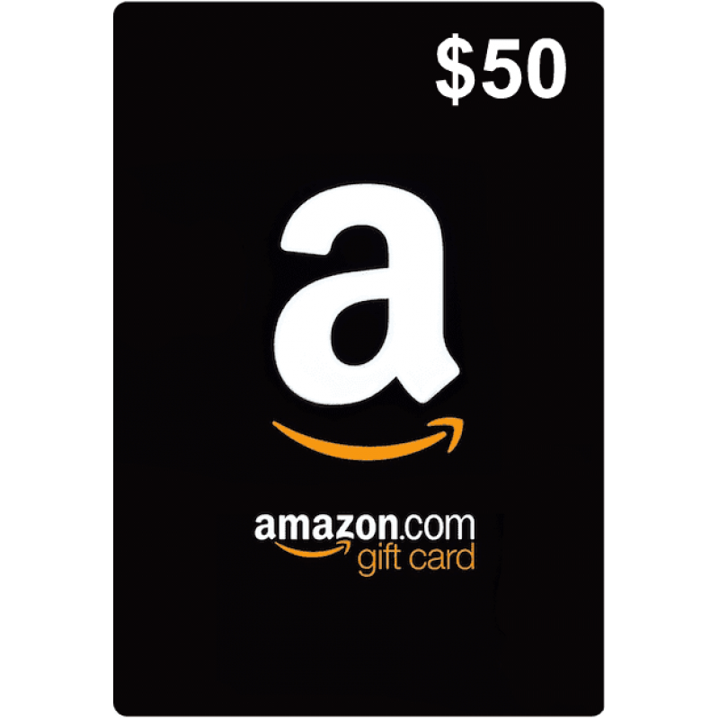 $50 Amazon Gift Card (US)
