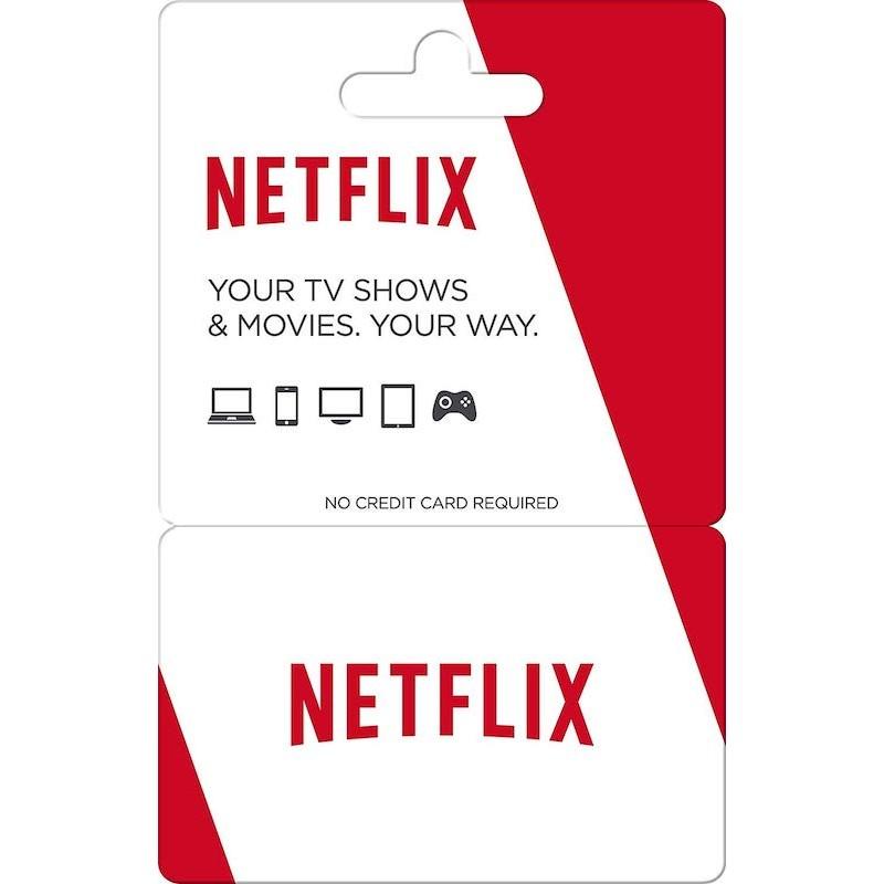 Netflix Gift Card (USA)